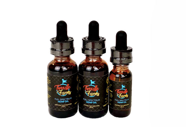 Tweedle Farms Full Spectrum Hemp Oil Tincture